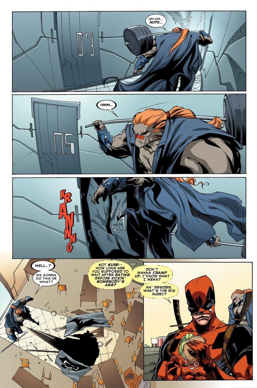 Read online Deadpool (2008) comic -  Issue #63 - 8