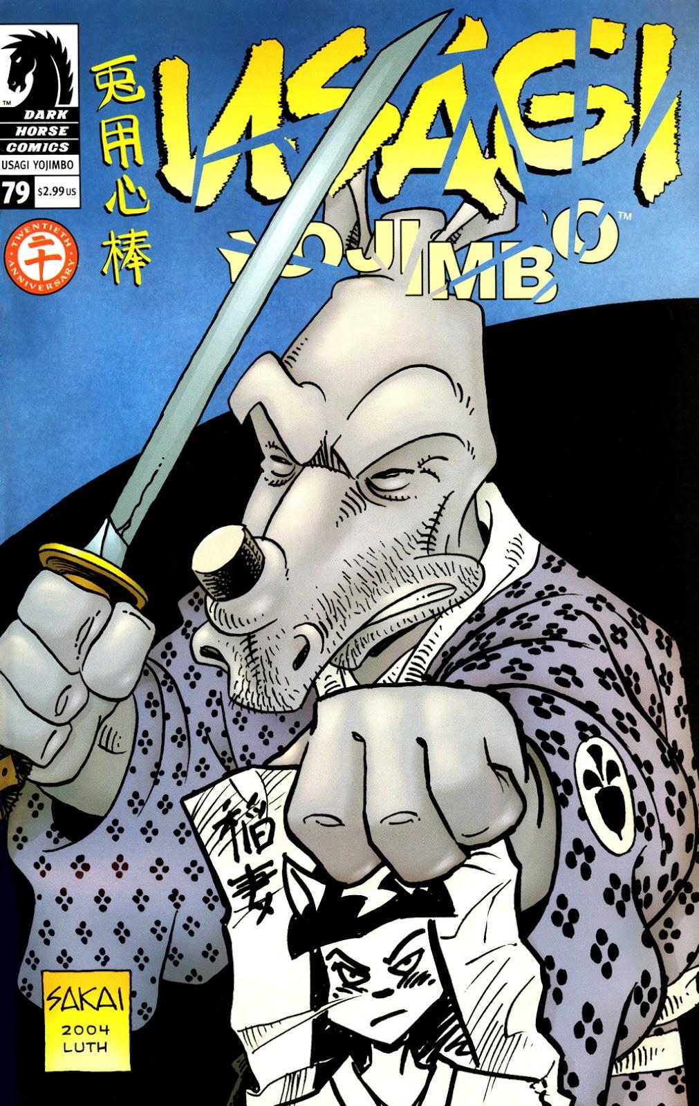 Usagi Yojimbo (1996) Issue #79 #79 - English 1