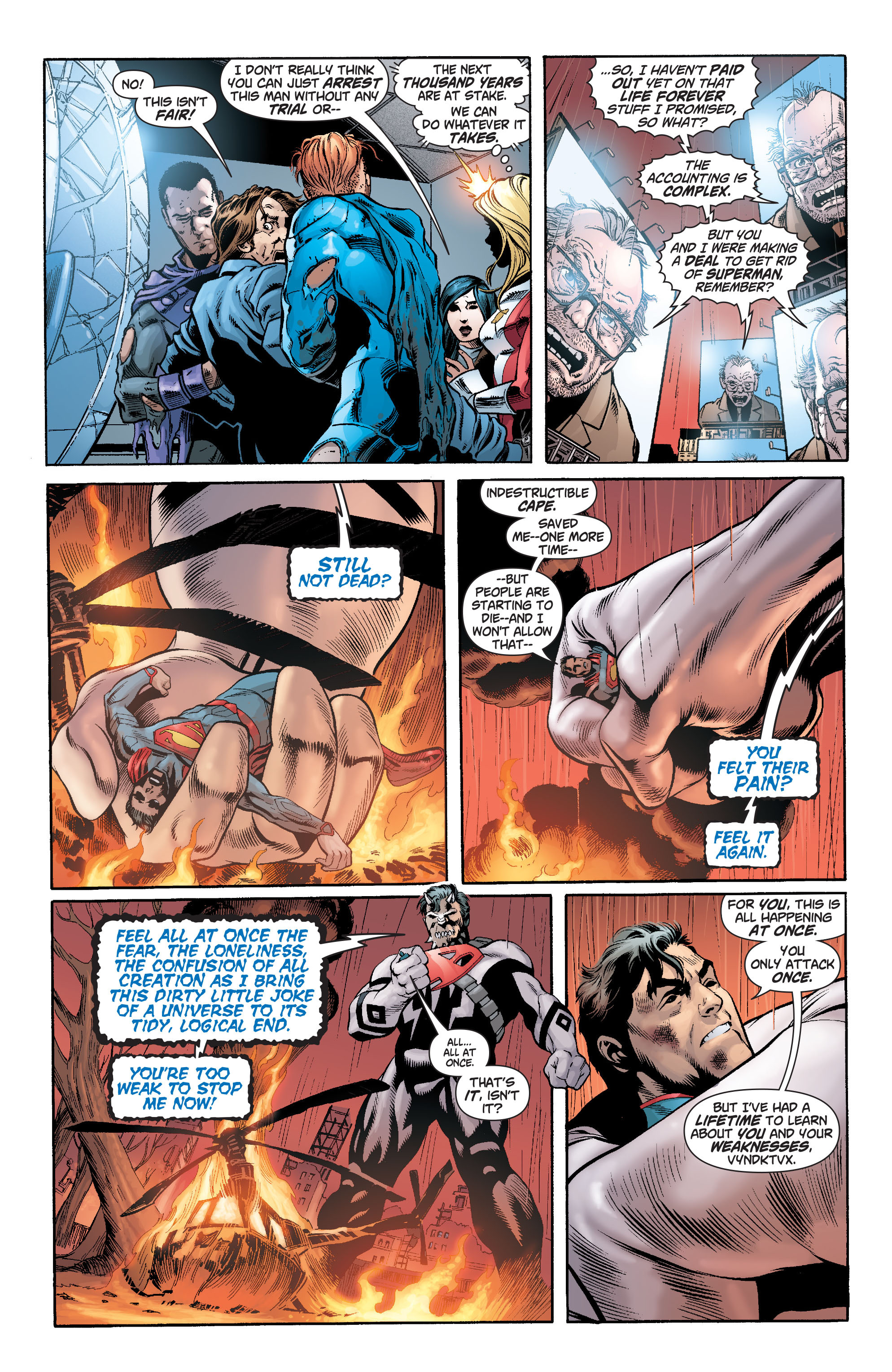 Read online Action Comics (2011) comic -  Issue #18 - 20