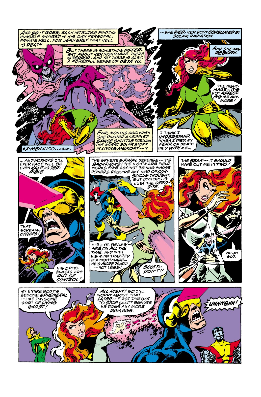 Uncanny X-Men (1963) issue 108 - Page 12