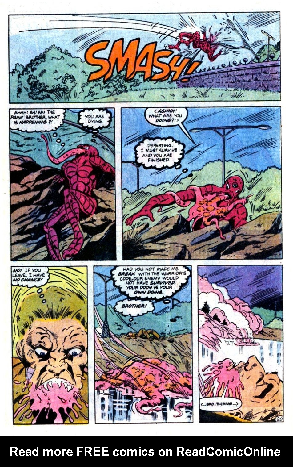 Firestorm, the Nuclear Man issue 73 - Page 21