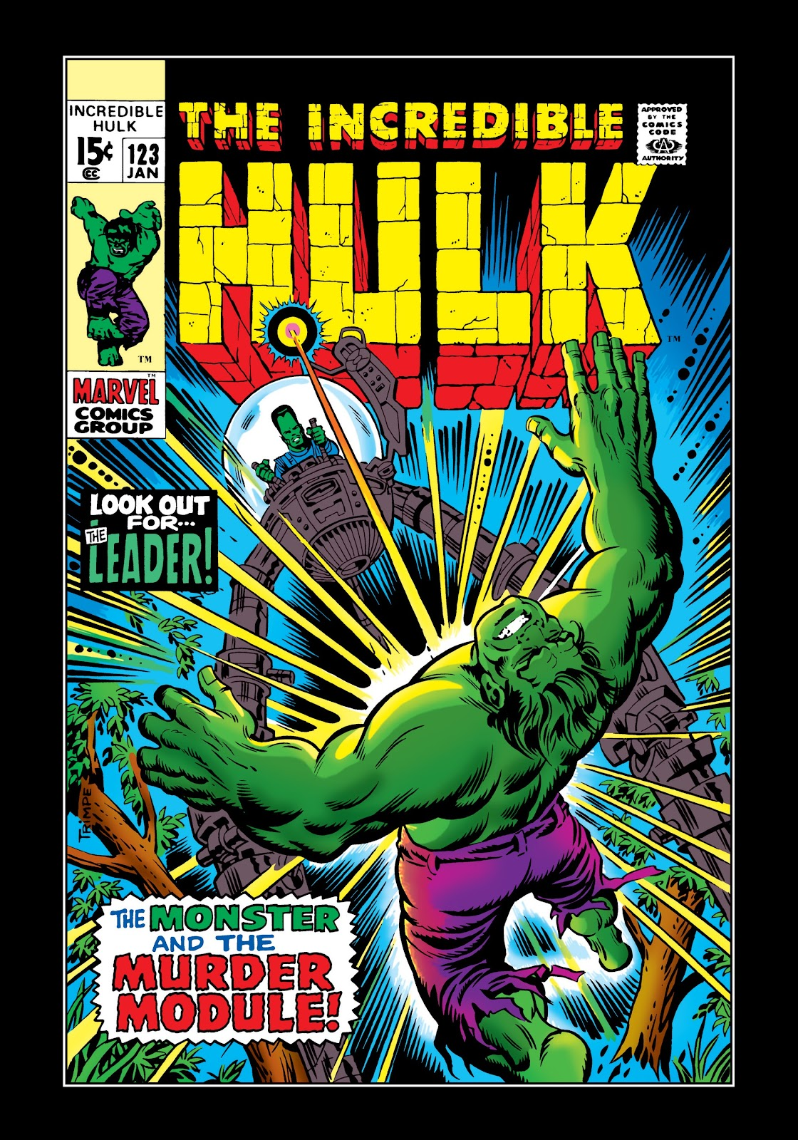Read online Marvel Masterworks: The Incredible Hulk comic -  Issue # TPB 6 (Part 1) - 30