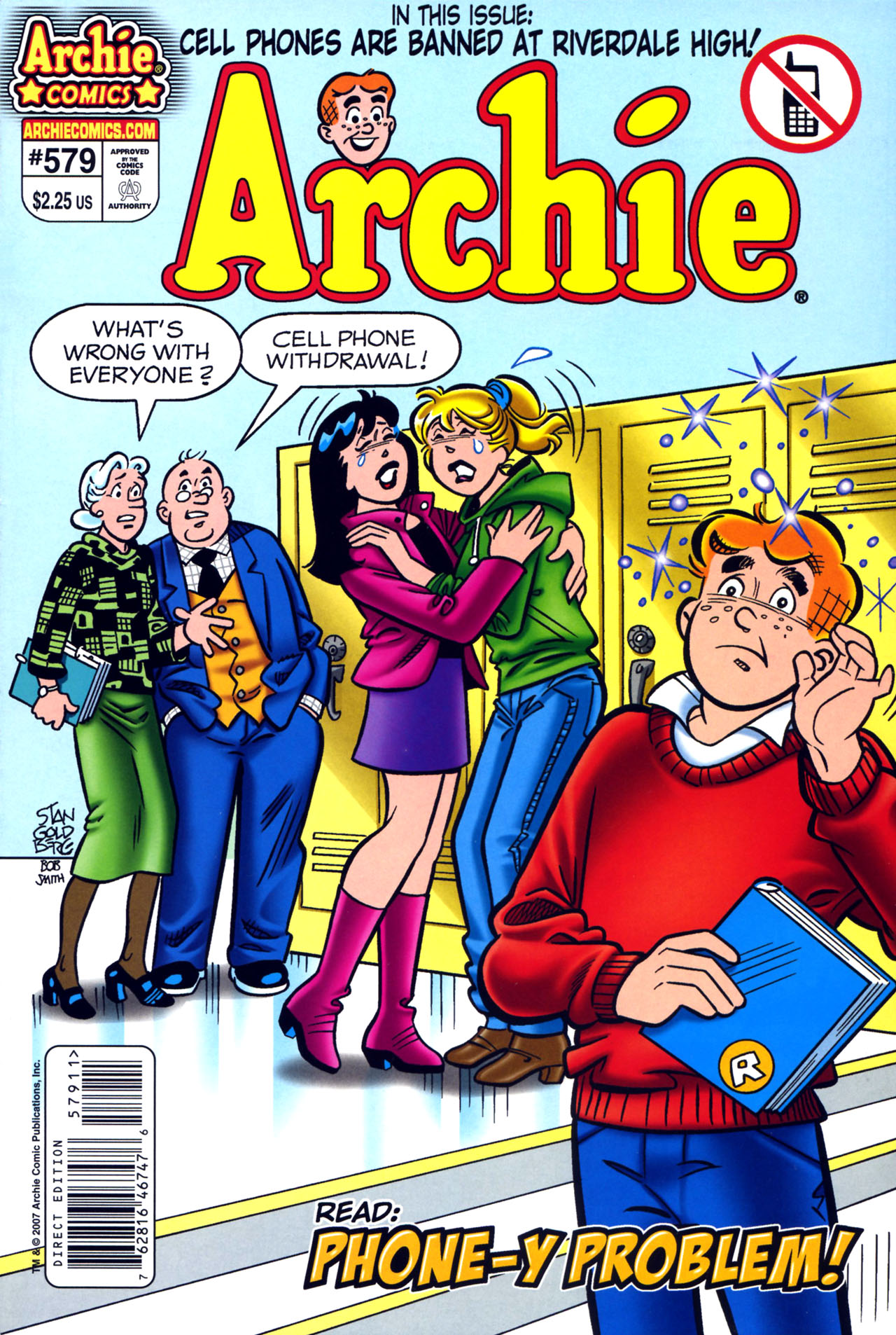 Read online Archie (1960) comic -  Issue #579 - 1