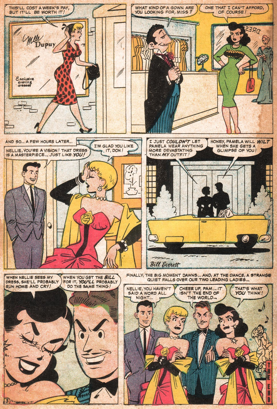 Read online Nellie The Nurse (1957) comic -  Issue # Full - 15