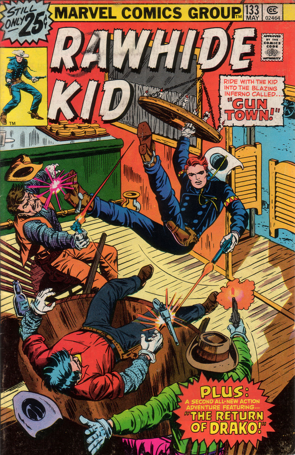 The Rawhide Kid (1955) issue 133 - Page 1