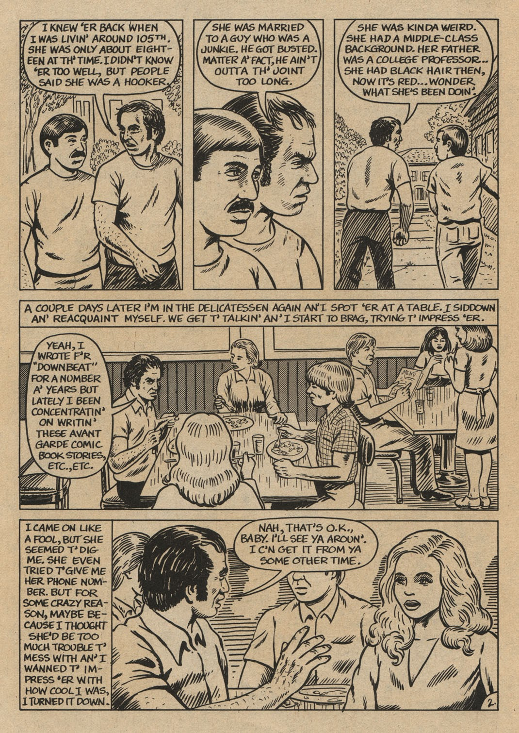American Splendor (1976) issue 6 - Page 5