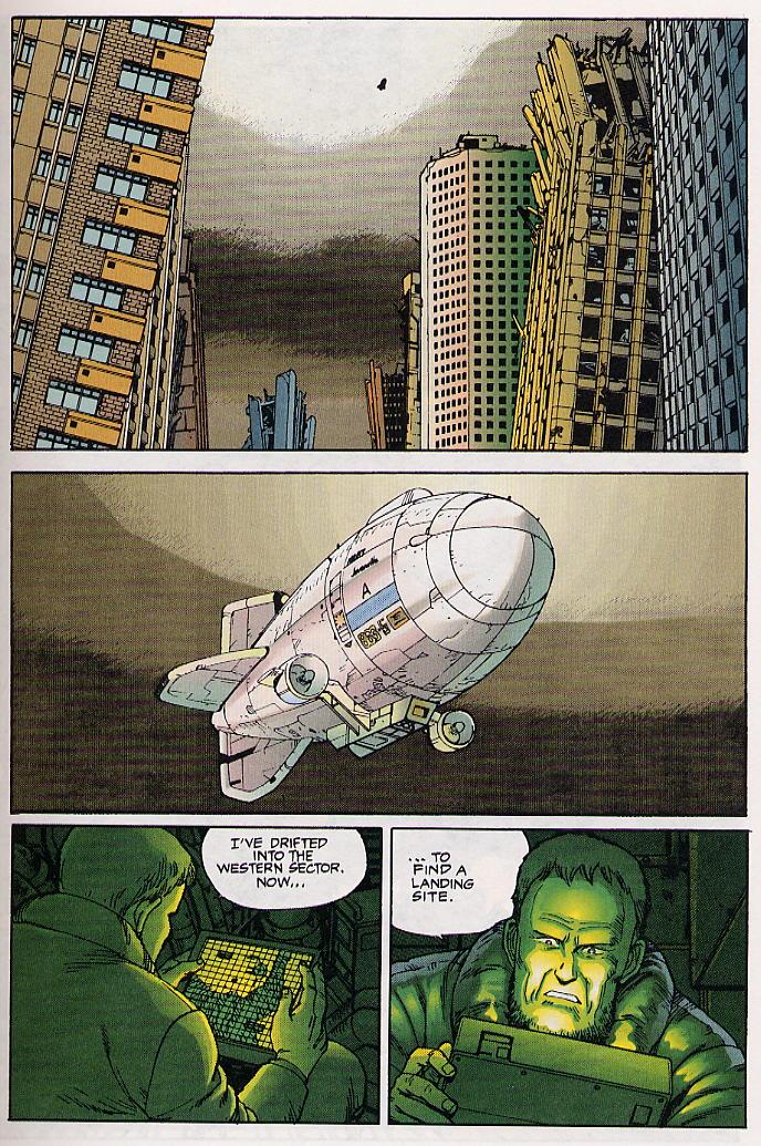 Read online Akira comic -  Issue #31 - 8