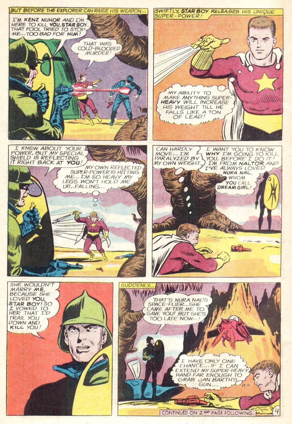 Read online Adventure Comics (1938) comic -  Issue #342 - 6