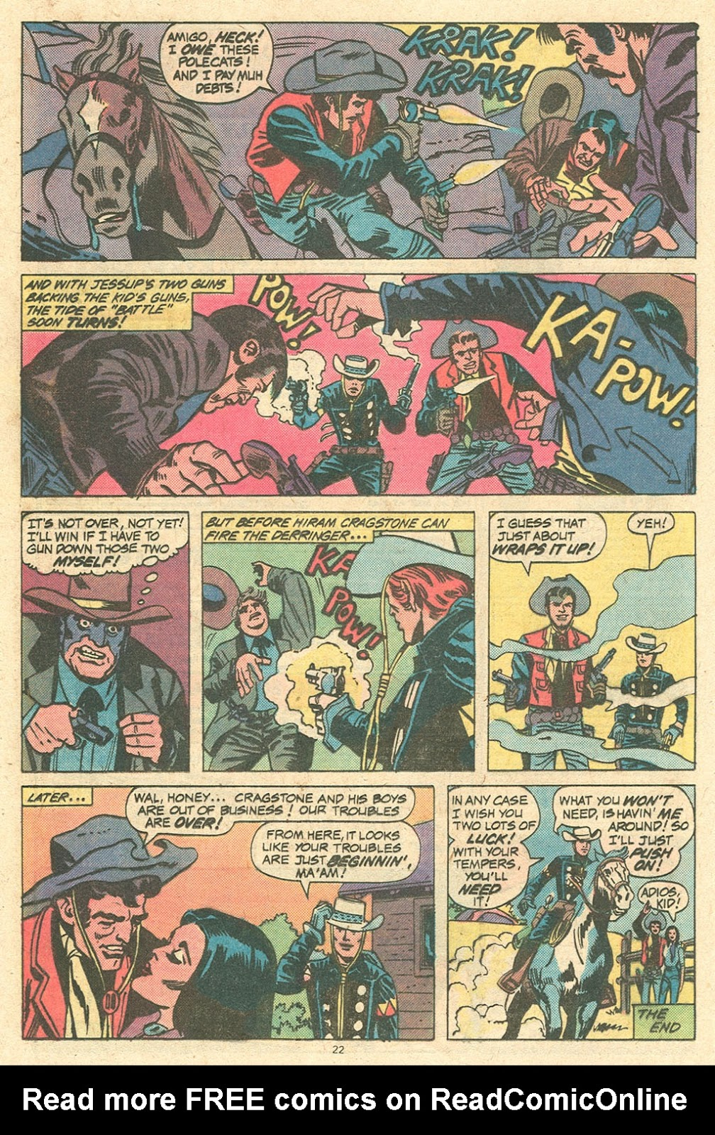 The Rawhide Kid (1955) issue 144 - Page 24