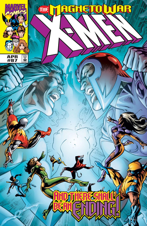 X-Men (1991) 87 Page 0