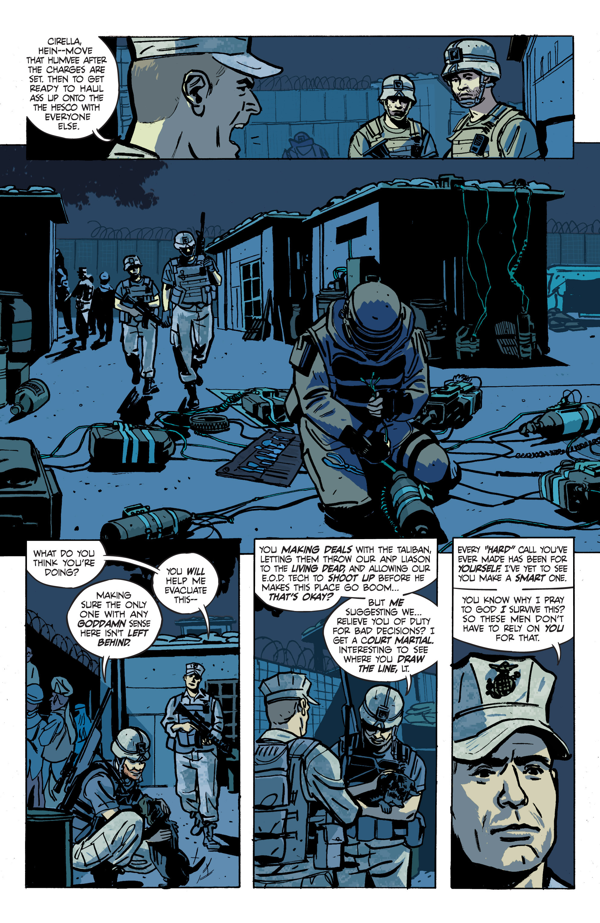 Read online Graveyard of Empires comic -  Issue # TPB - 83