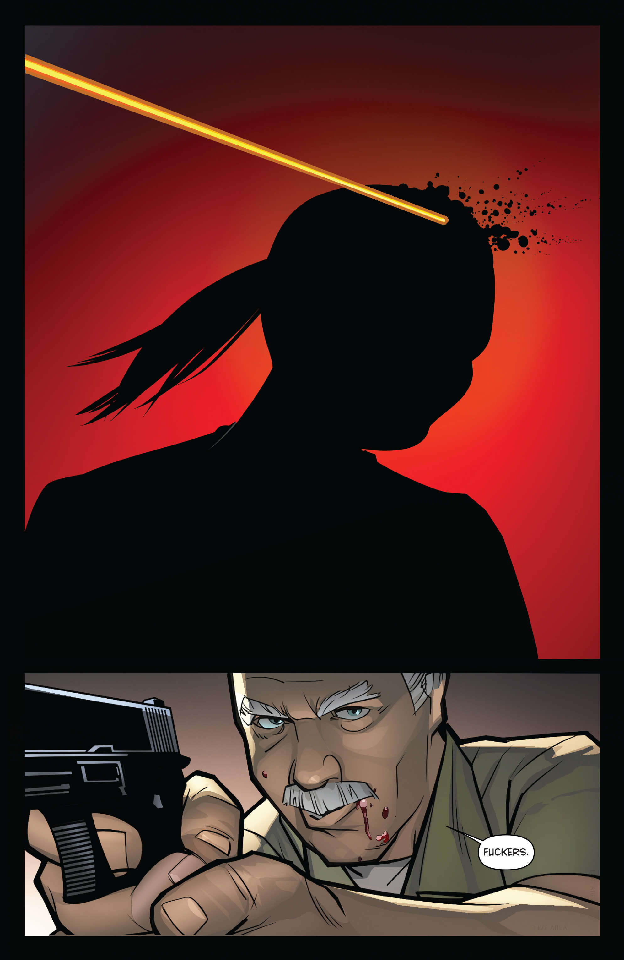 Read online Grand Passion comic -  Issue #5 - 10