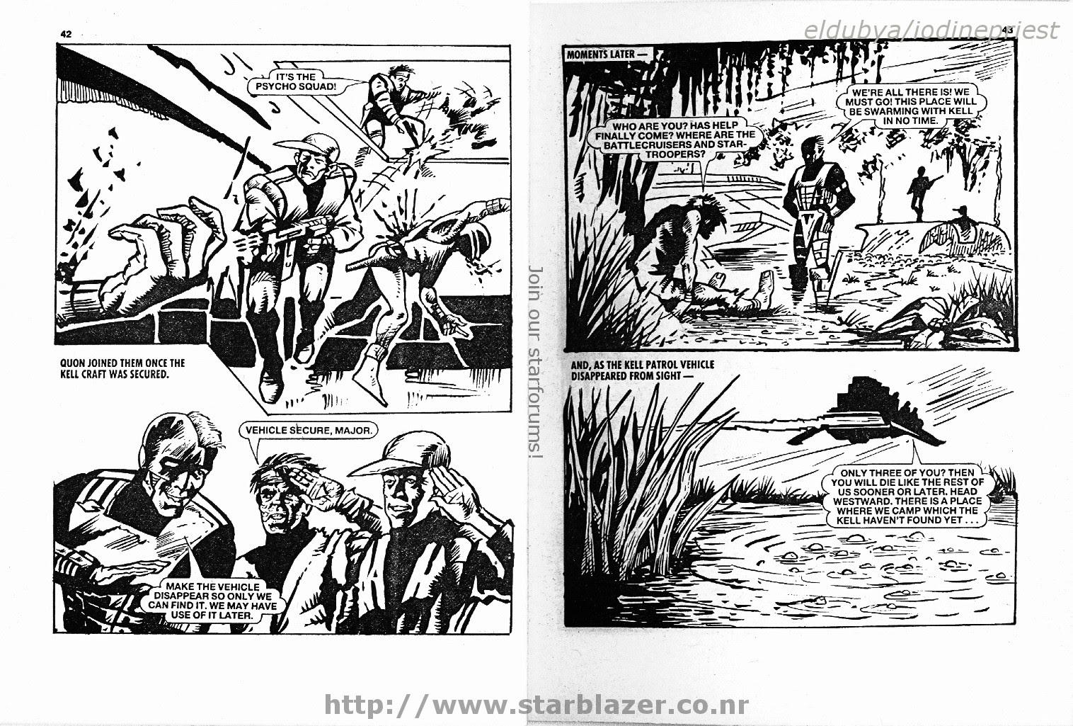 Starblazer issue 242 - Page 23