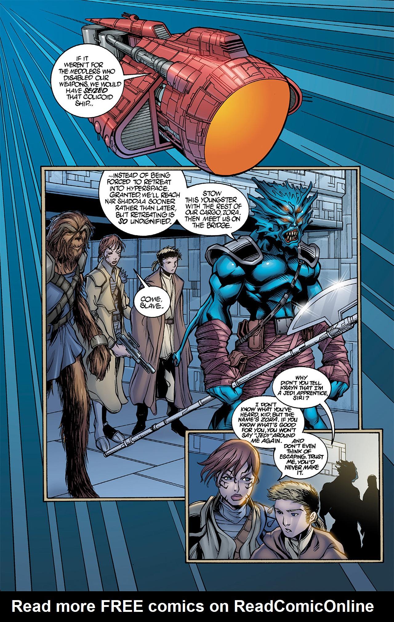 Read online Star Wars Omnibus comic -  Issue # Vol. 10 - 170