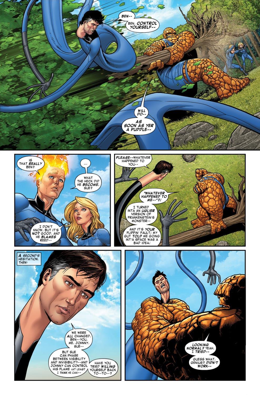 Read online Fantastic Four: Season One comic -  Issue # TPB - 26