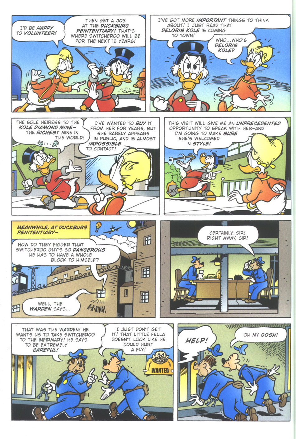 Read online Uncle Scrooge (1953) comic -  Issue #344 - 24