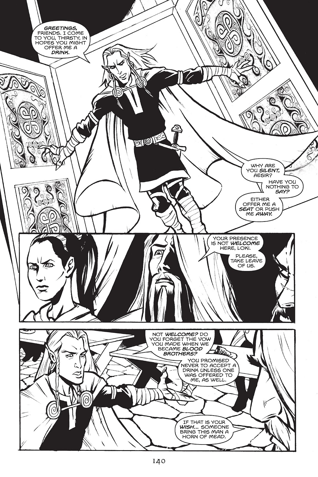 Read online Gods of Asgard comic -  Issue # TPB (Part 2) - 42