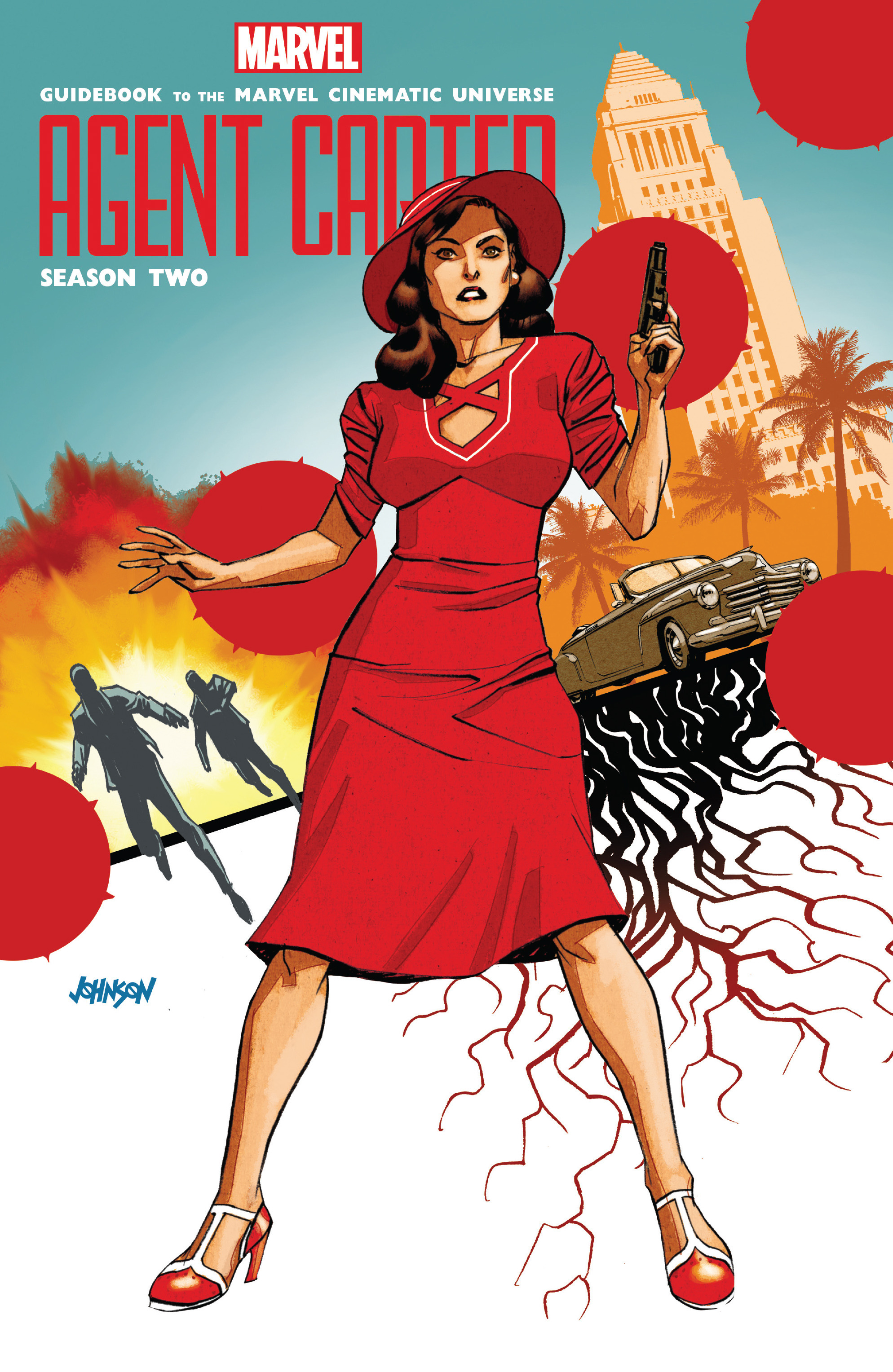 Guidebook to the Marvel Cinematic Universe - Marvels Agent Carter Season Two Full Page 1