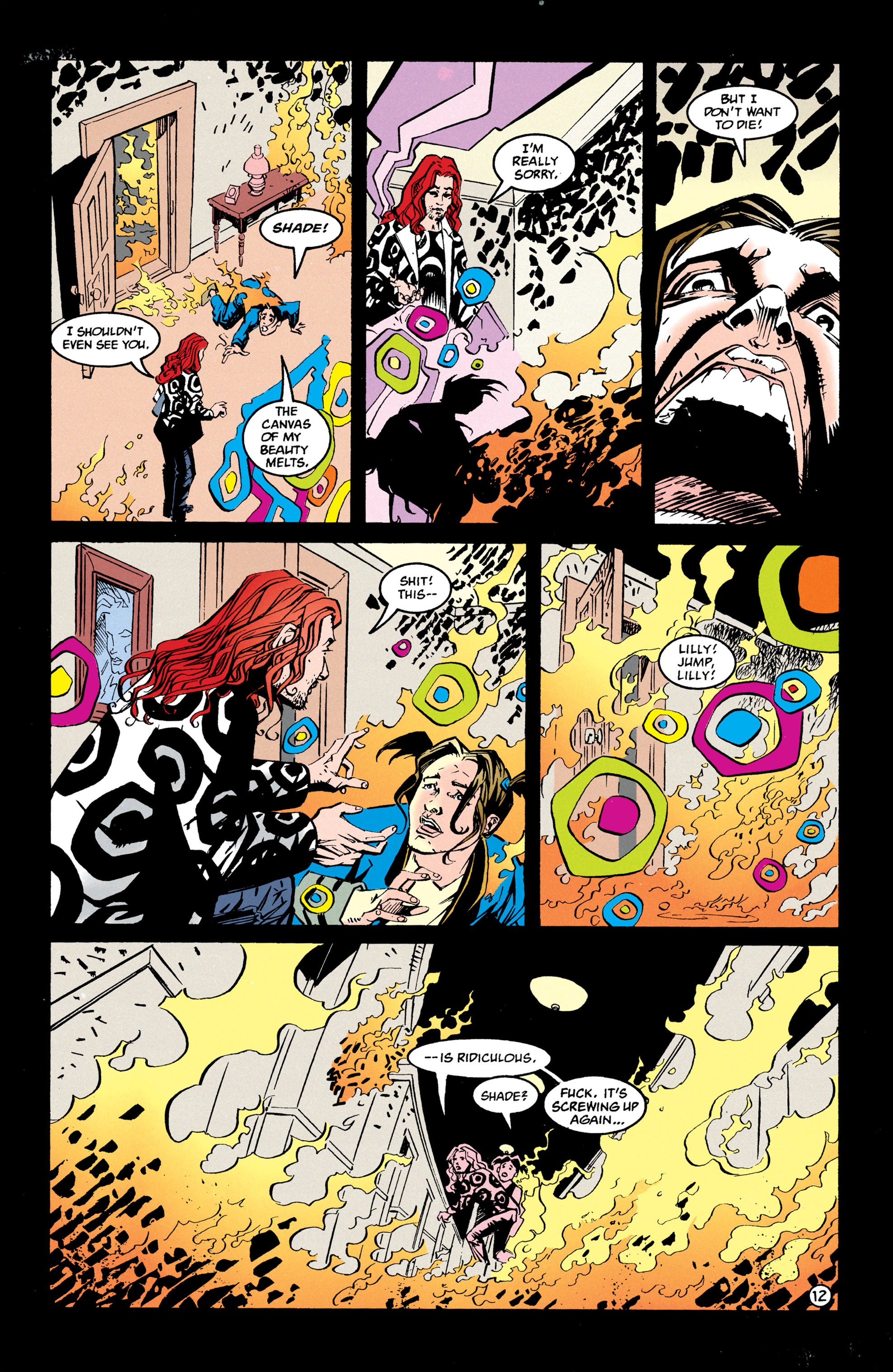 Read online Shade, the Changing Man comic -  Issue #68 - 13