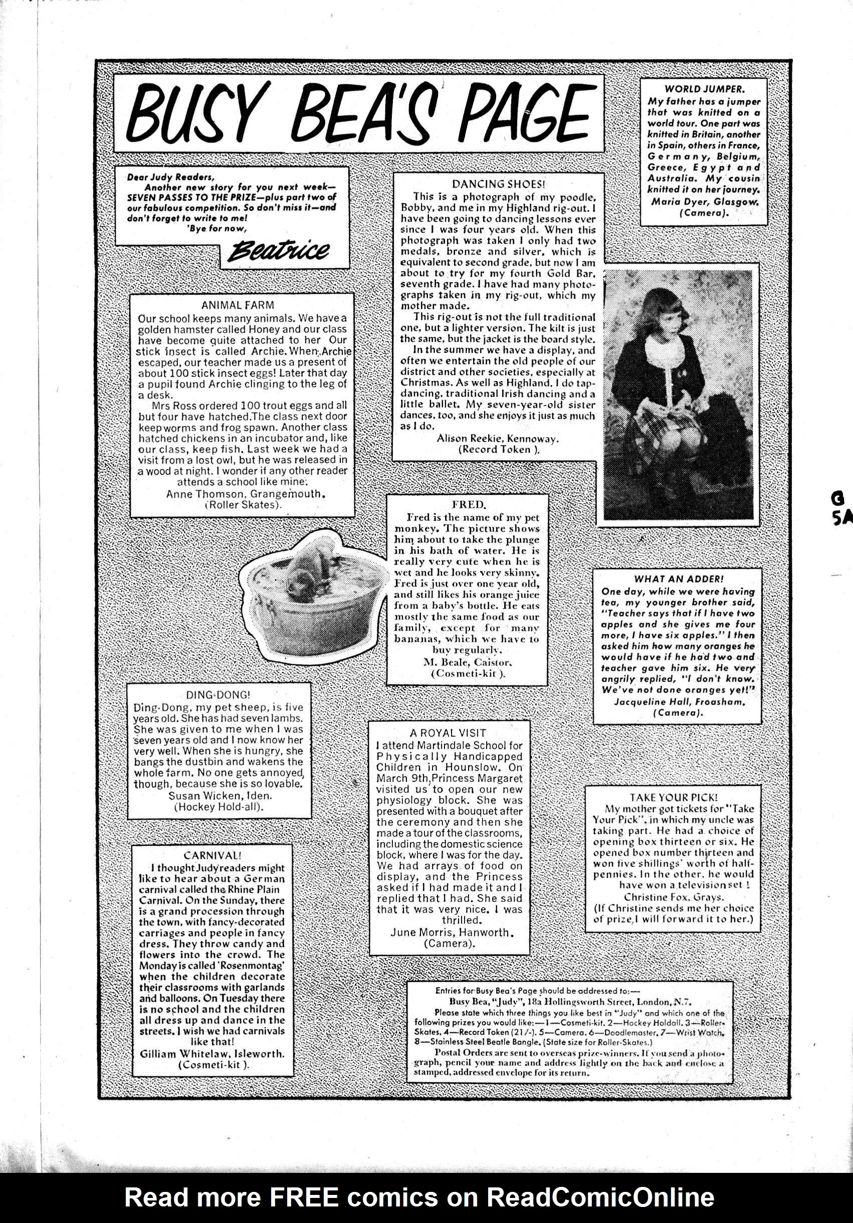 Read online Judy comic -  Issue #382 - 25