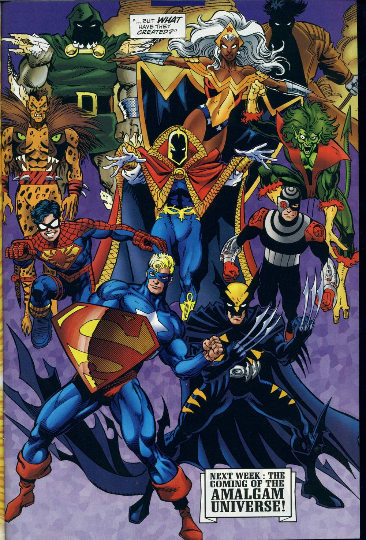 Read online DC Versus Marvel Comics comic -  Issue #3 - 40
