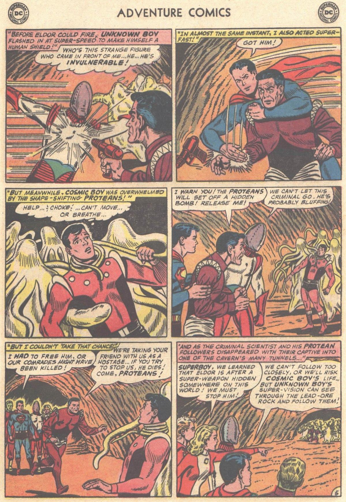 Read online Adventure Comics (1938) comic -  Issue #334 - 17