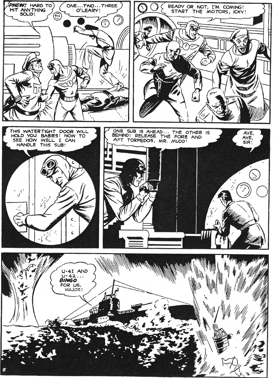 Captain Midnight (1942) issue 11 - Page 16