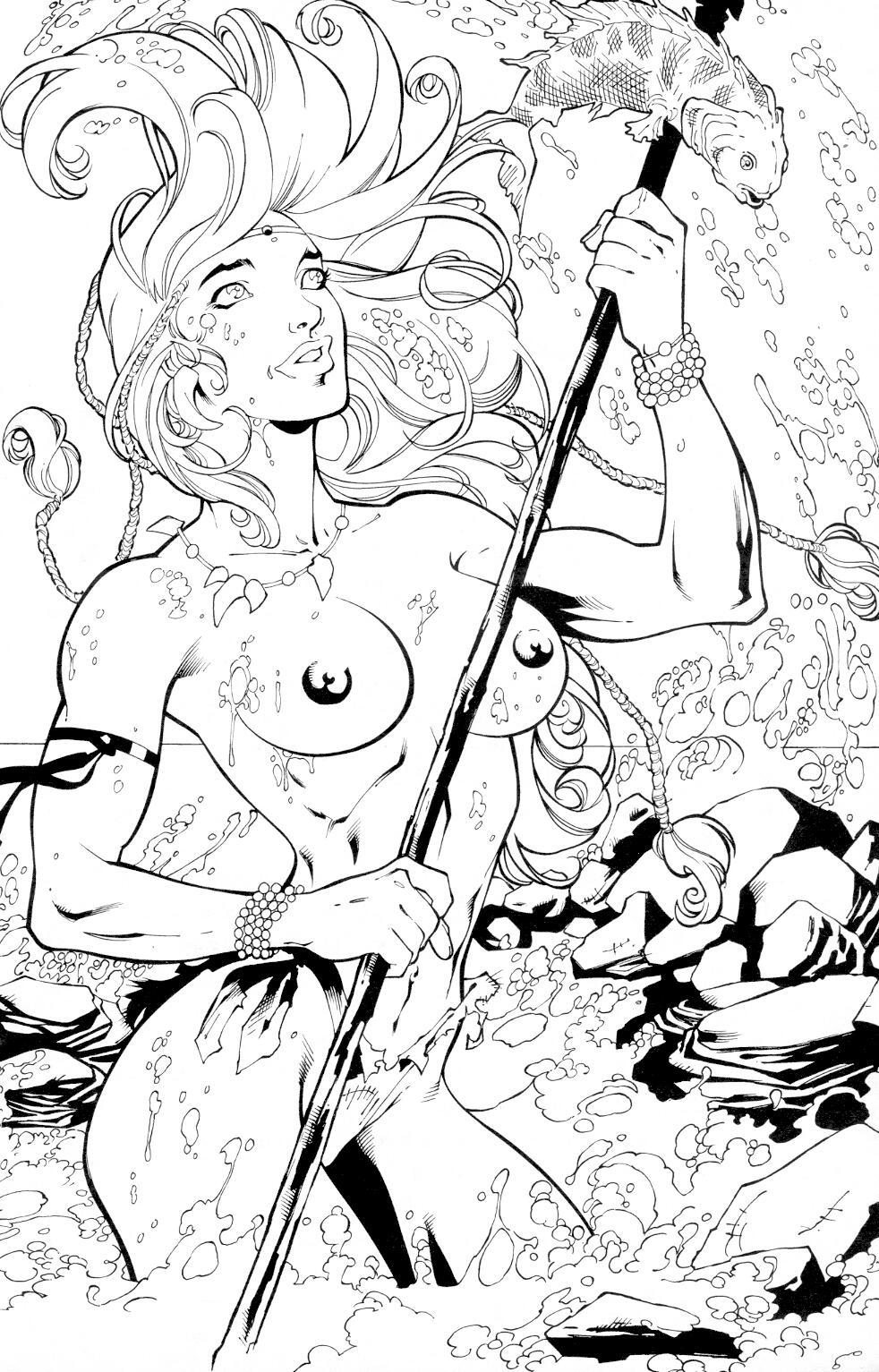Read online Jungle Fantasy (2002) comic -  Issue #3 - 21