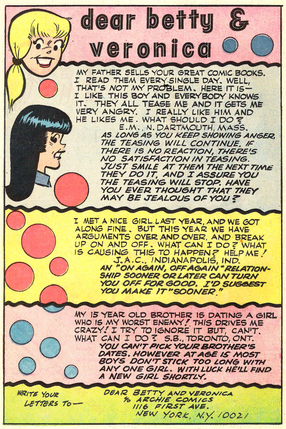 Read online Archie's Girls Betty and Veronica comic -  Issue #214 - 25