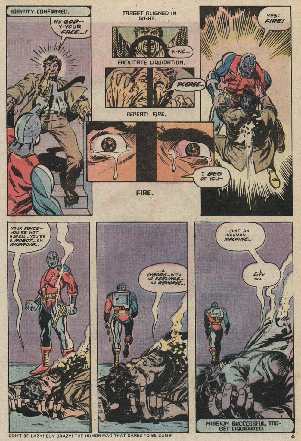 Read online Astonishing Tales (1970) comic -  Issue #25 - 5