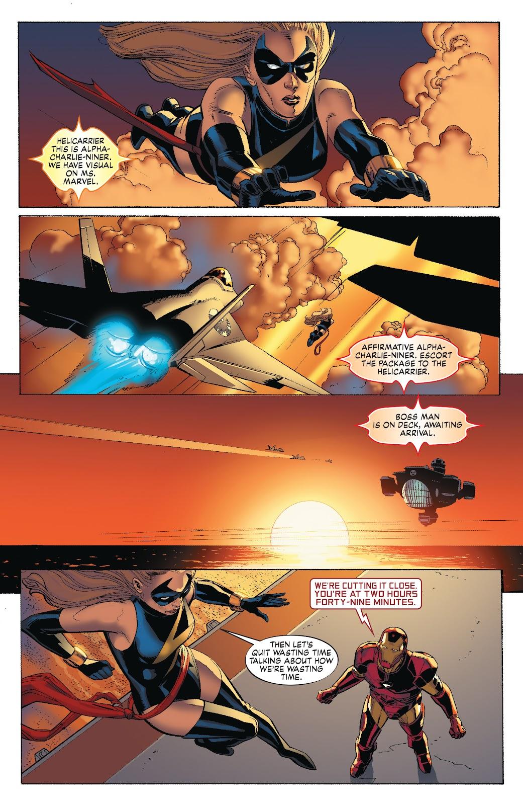 Read online Secret Invasion: Rise of the Skrulls comic -  Issue # TPB (Part 4) - 50