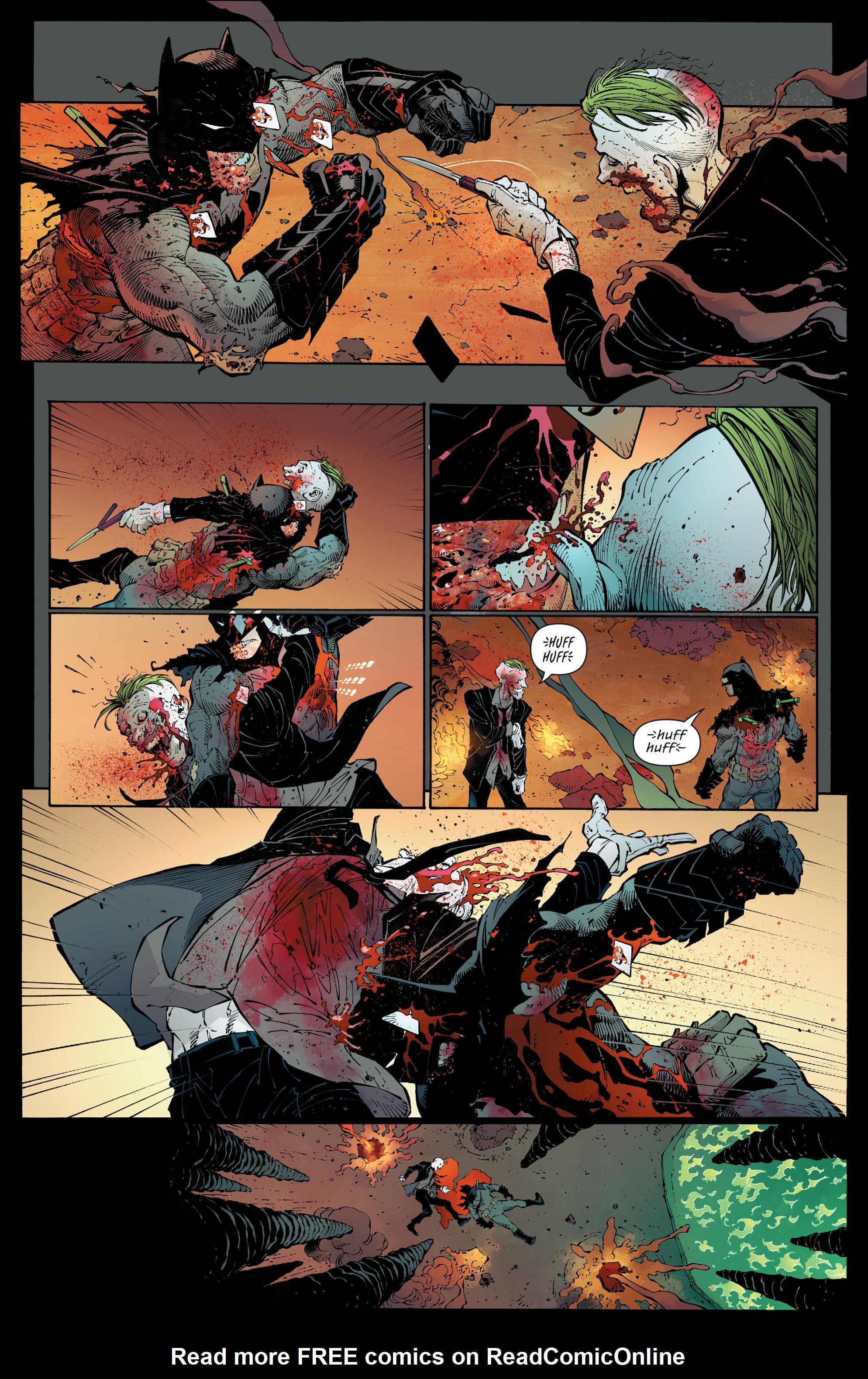 Read online Batman (2011) comic -  Issue # _TPB 7 - 139