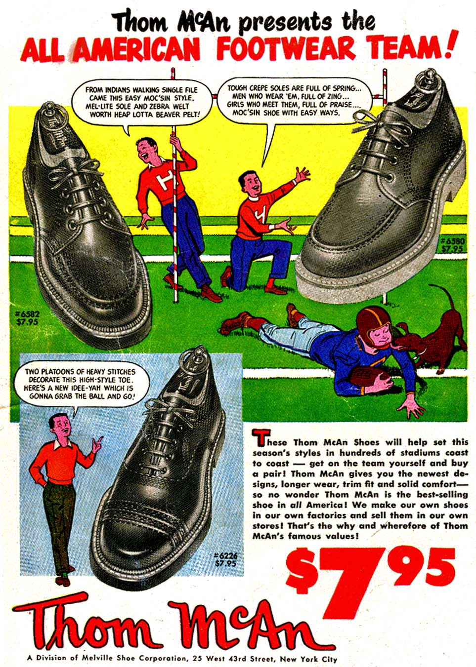 The Adventures of Bob Hope issue 24 - Page 44