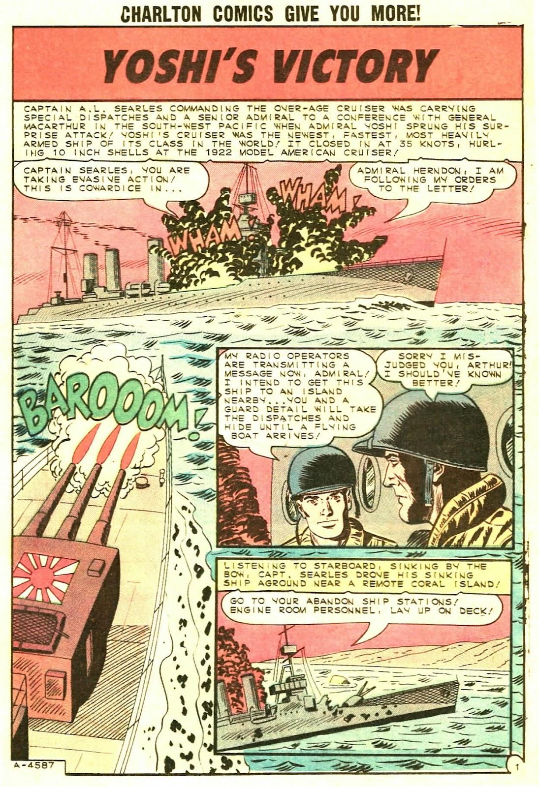 Read online Fightin' Navy comic -  Issue #119 - 25