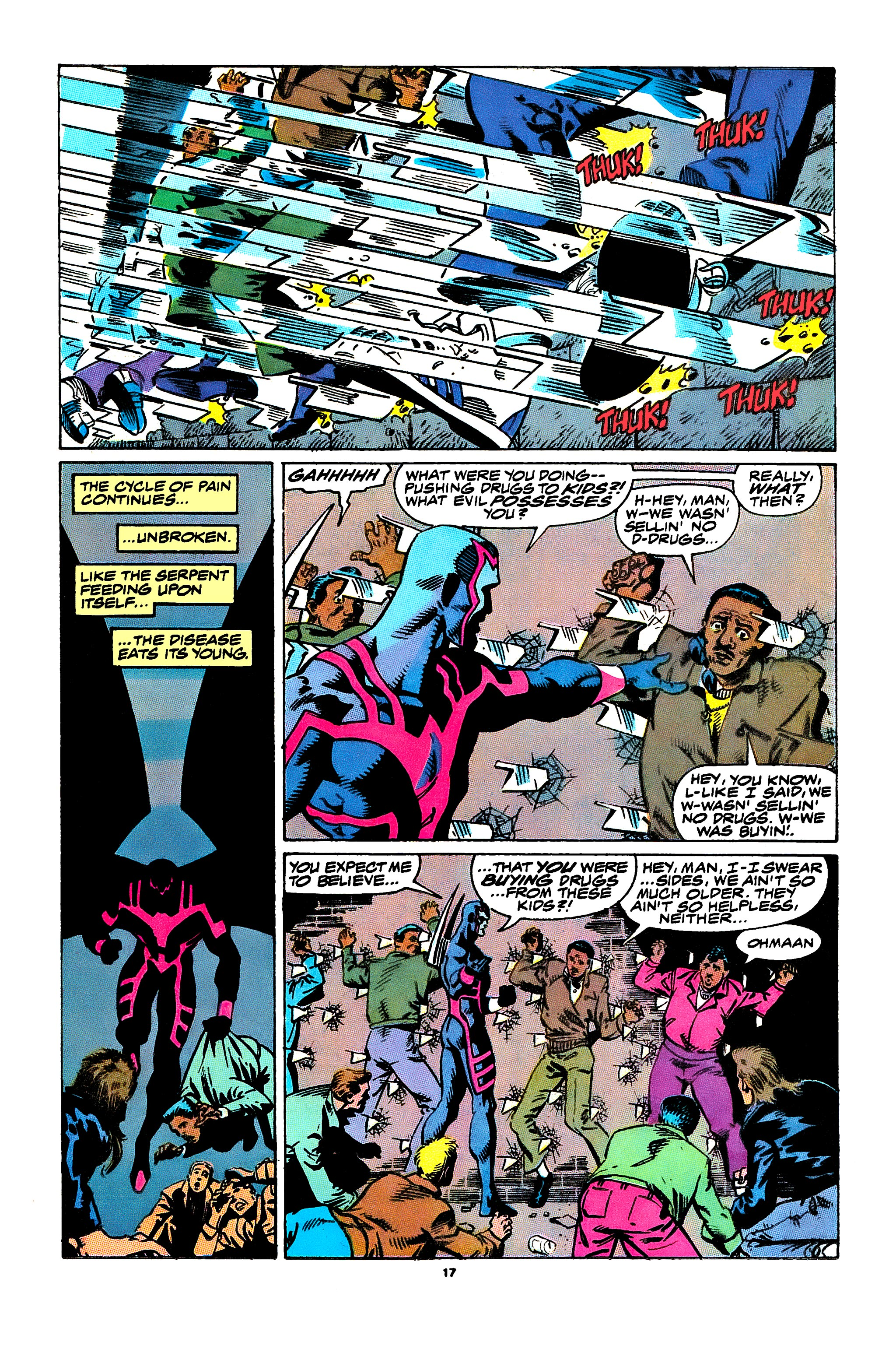 Read online X-Factor (1986) comic -  Issue #47 - 14