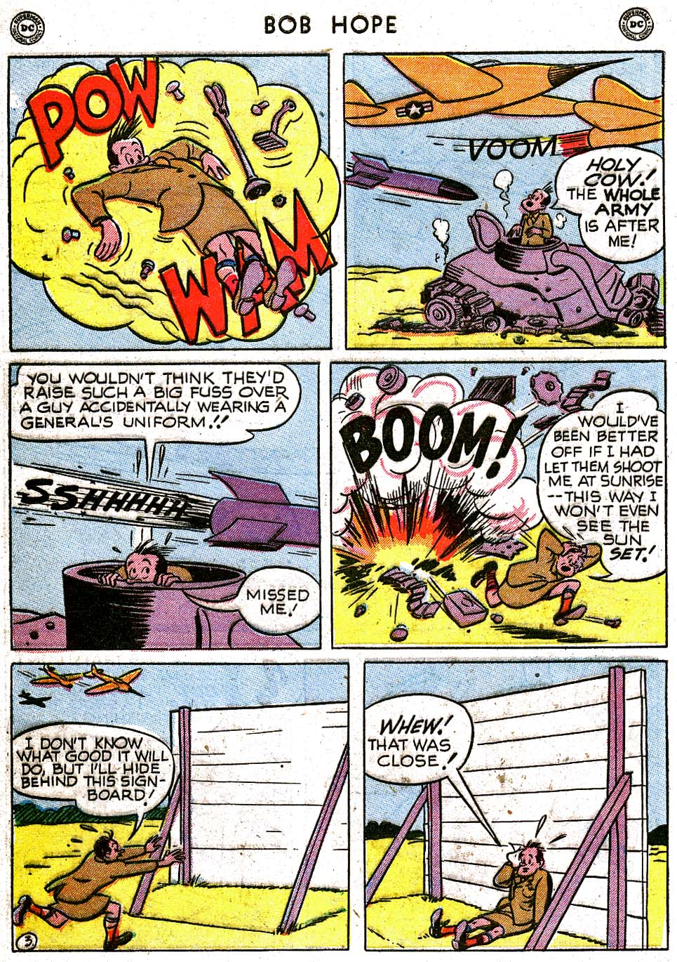 The Adventures of Bob Hope issue 8 - Page 40