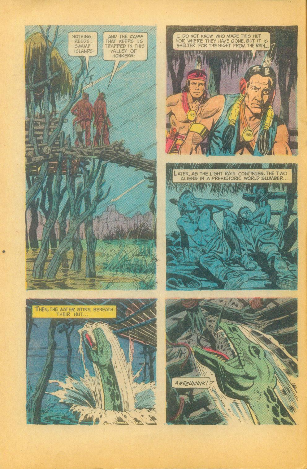 Read online Turok, Son of Stone comic -  Issue #82 - 4