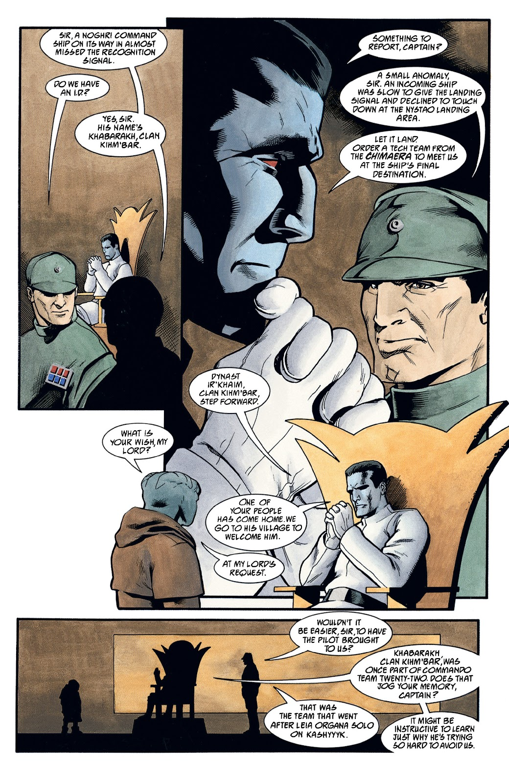 Read online Star Wars Legends: The New Republic - Epic Collection comic -  Issue # TPB 4 (Part 2) - 93