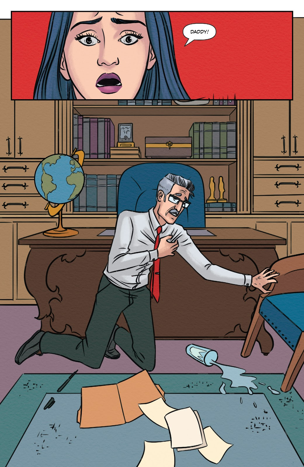 Read online Betty & Veronica (2019) comic -  Issue #3 - 17
