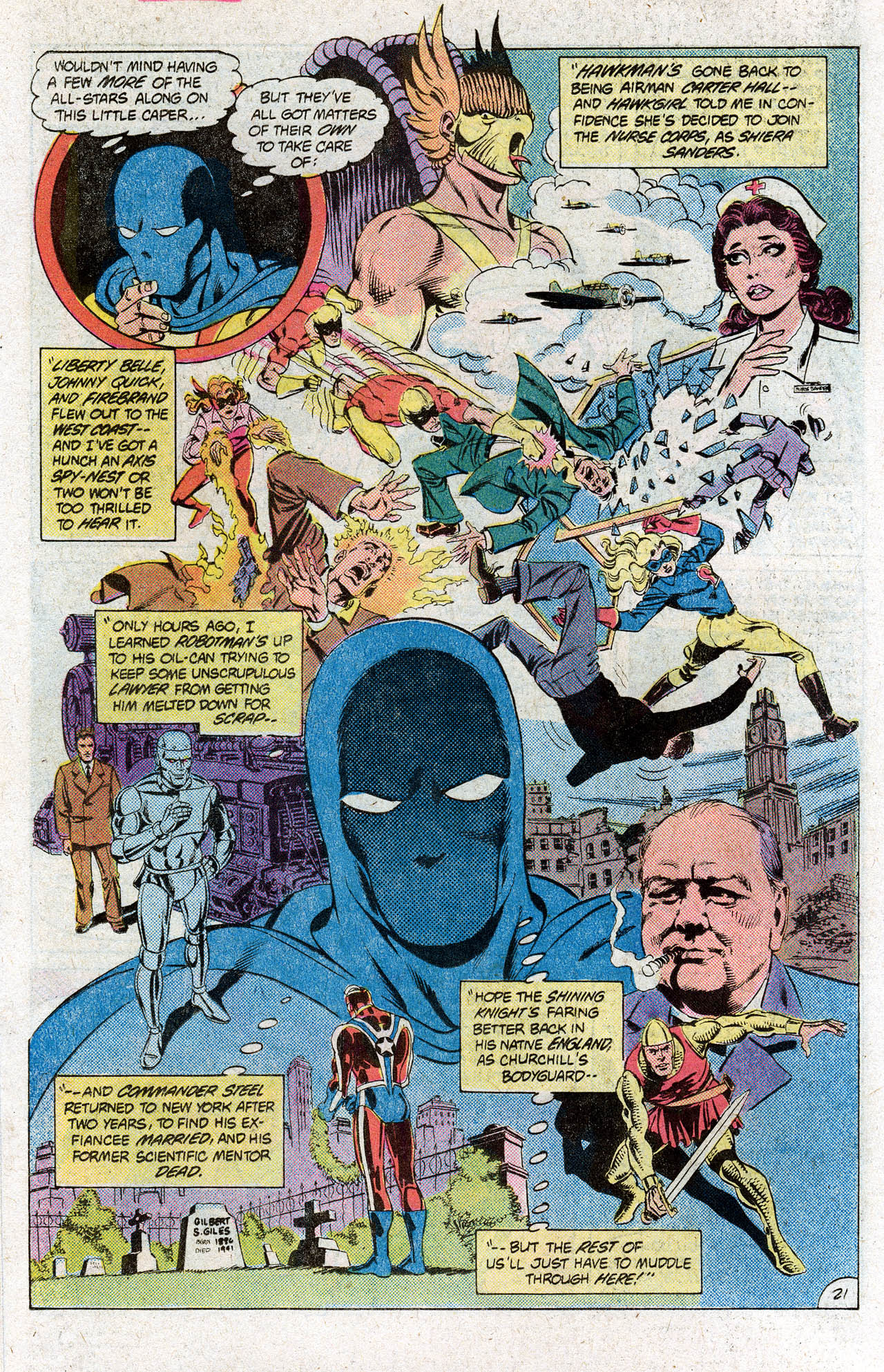 Read online All-Star Squadron comic -  Issue # _Annual 1 - 26