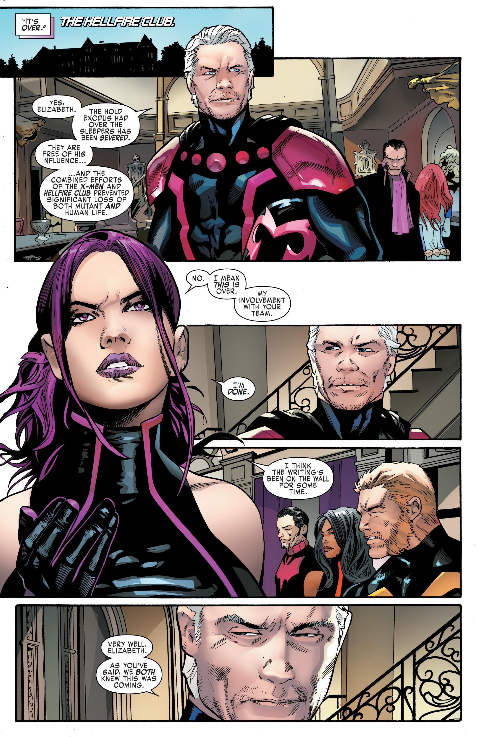 Read online Uncanny X-Men (2016) comic -  Issue #14 - 17