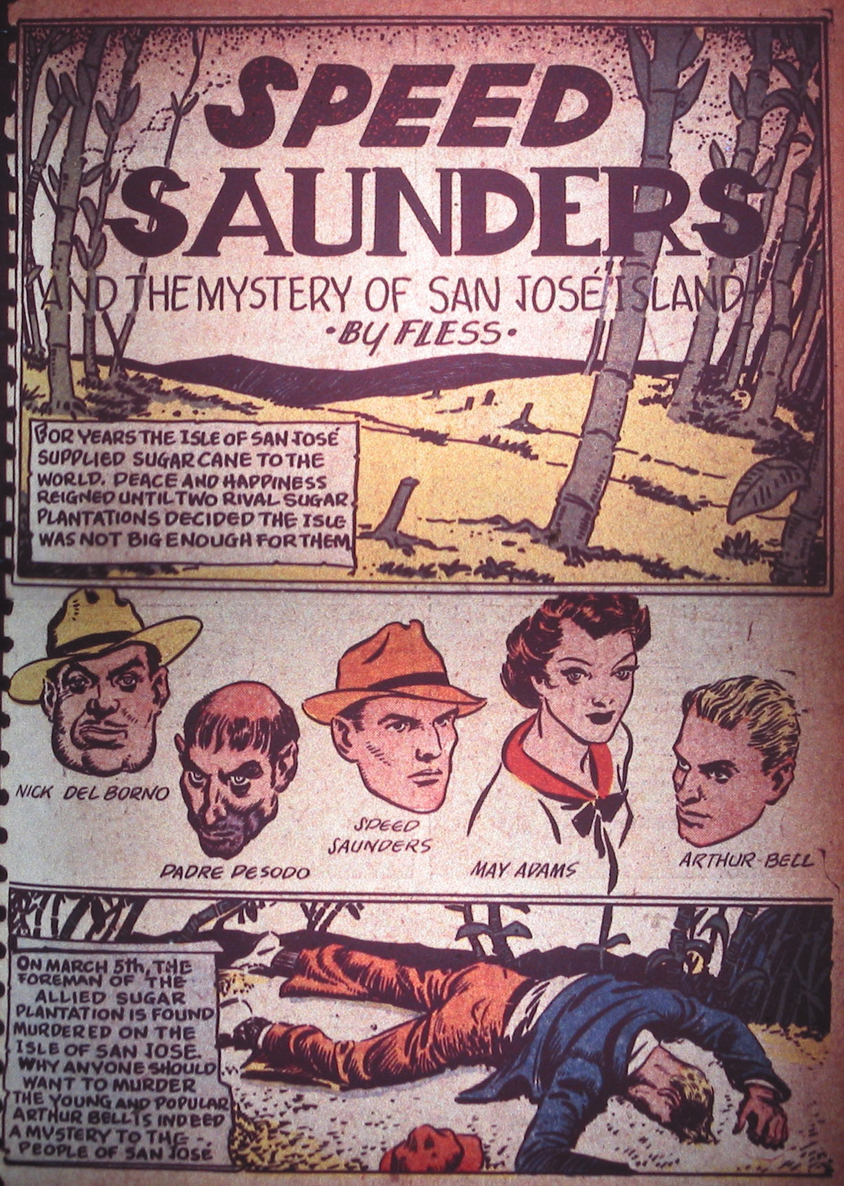 Detective Comics (1937) 4 Page 2