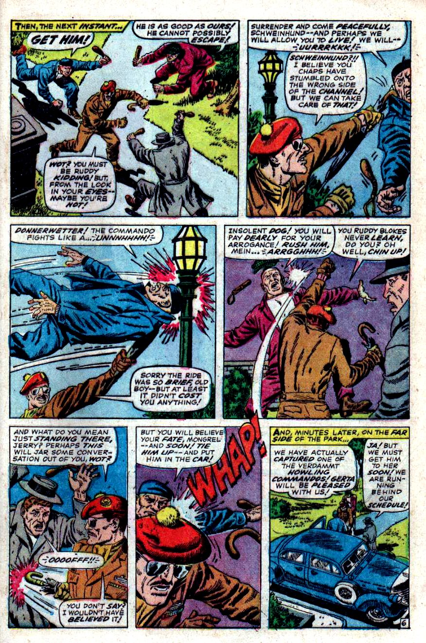 Read online Sgt. Fury comic -  Issue #47 - 9