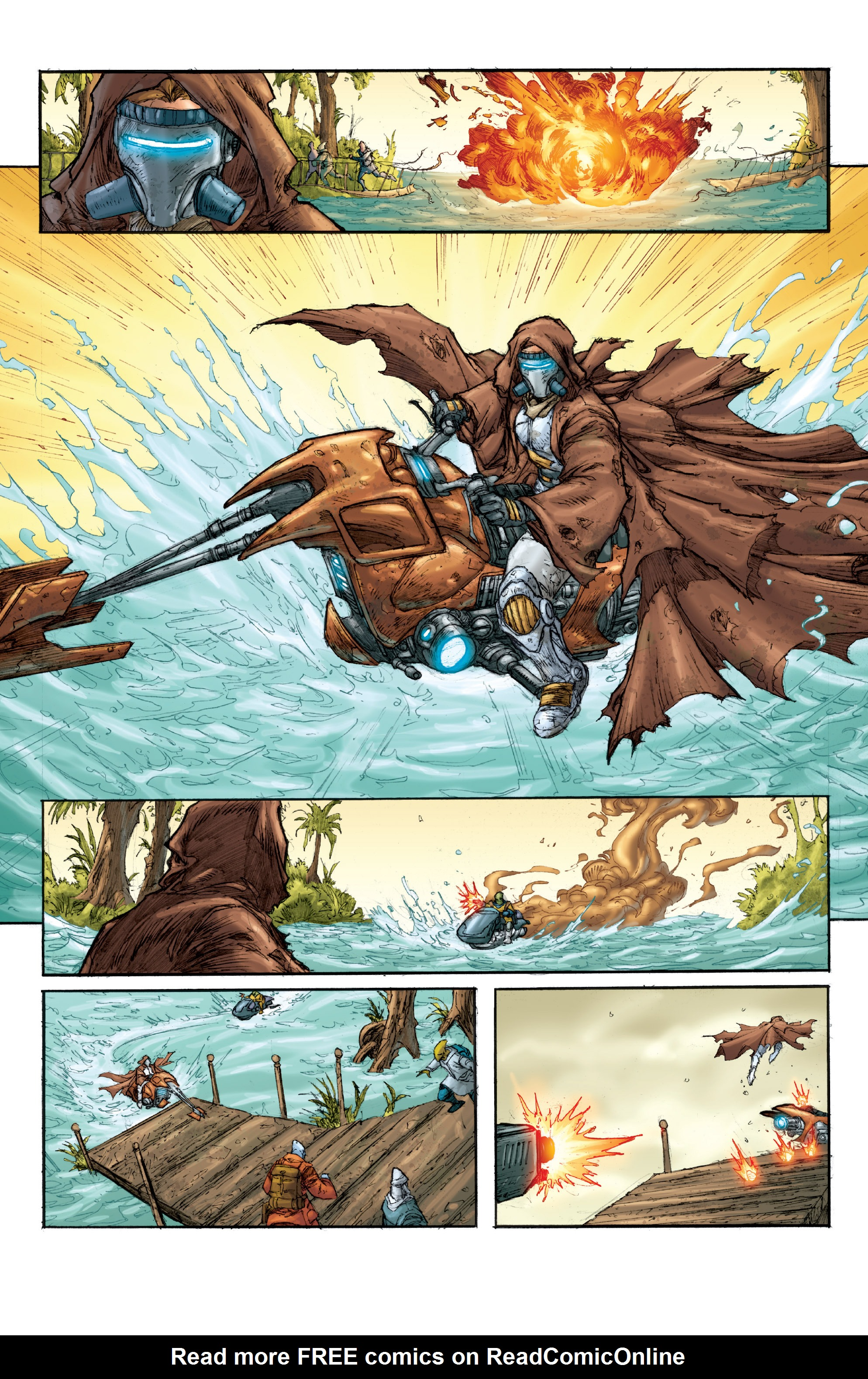 Read online Star Wars Omnibus comic -  Issue # Vol. 26 - 81