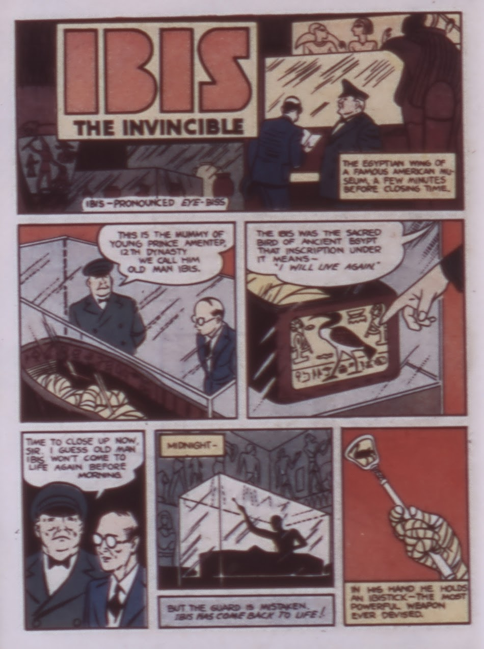 Read online WHIZ Comics comic -  Issue #1 - 16