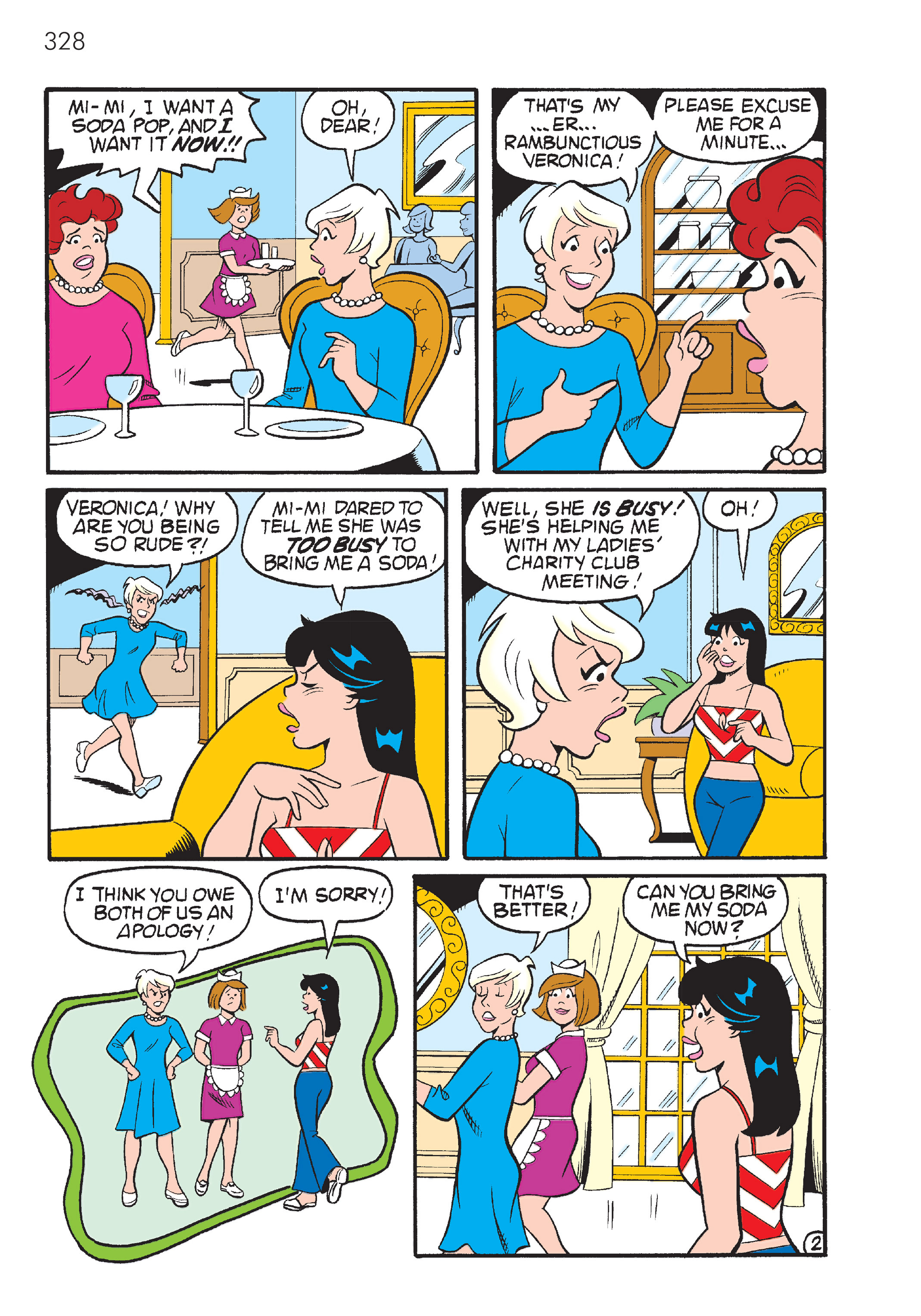 Read online The Best of Archie Comics comic -  Issue # TPB 4 (Part 2) - 118