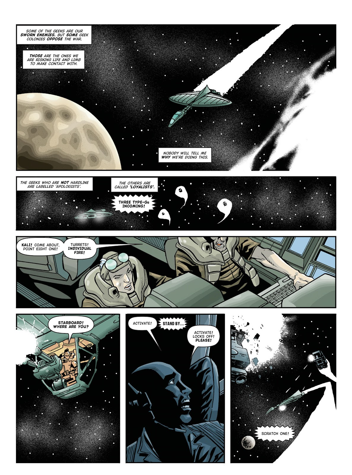 Judge Dredd Megazine (Vol. 5) Issue #381 #180 - English 75