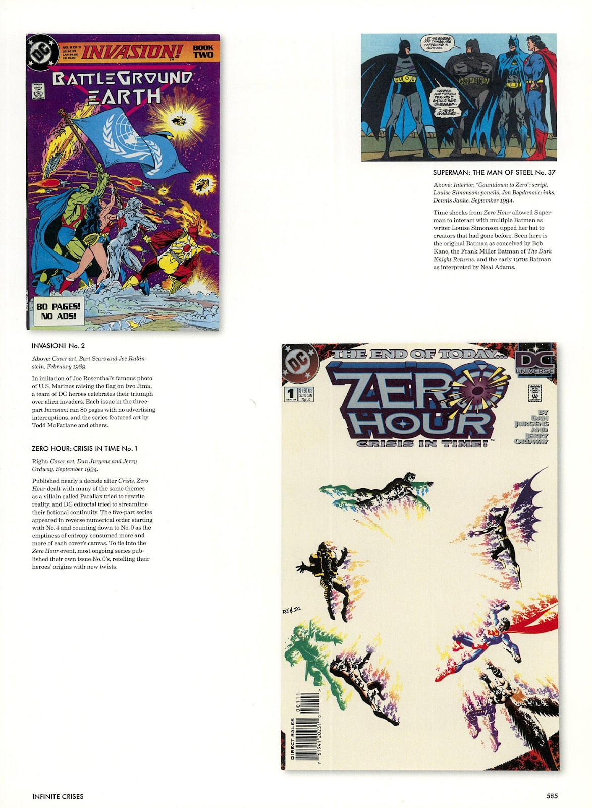 Read online 75 Years Of DC Comics comic -  Issue # TPB (Part 7) - 6