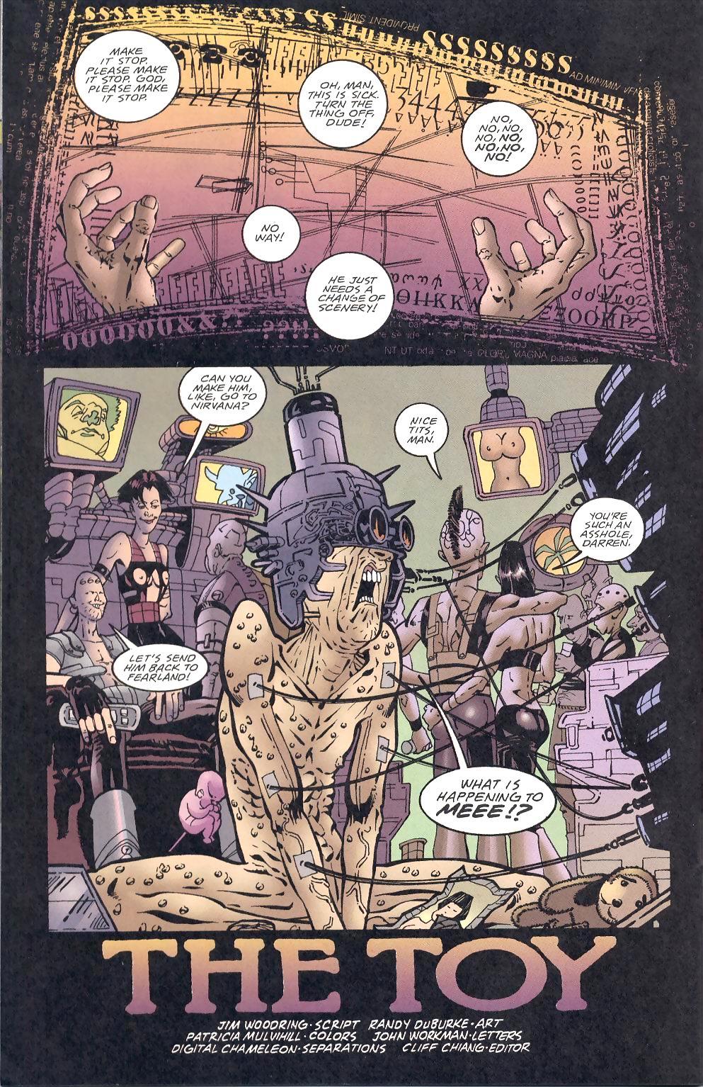 Read online Flinch comic -  Issue #7 - 15