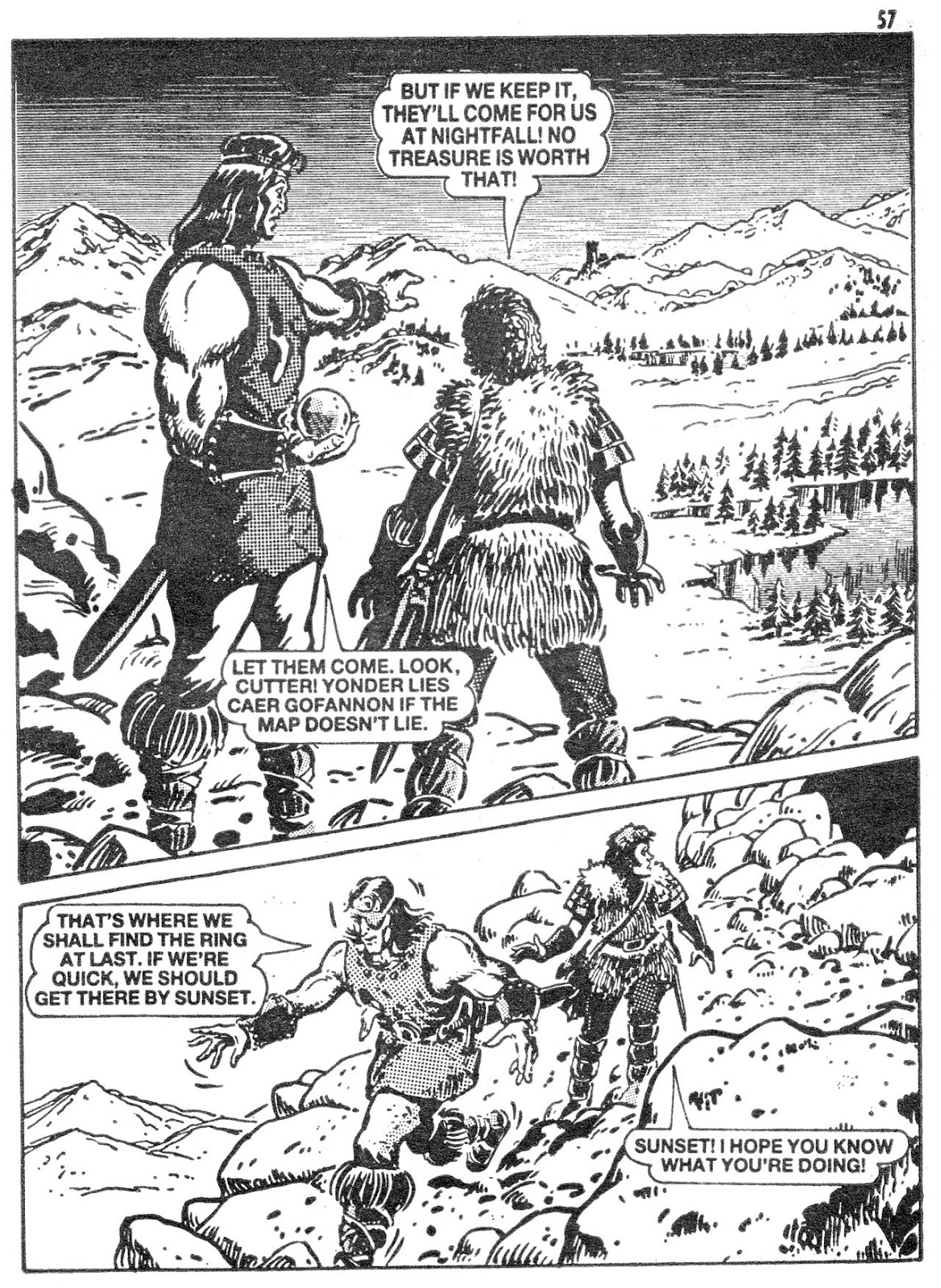 Starblazer issue 209 - Page 58